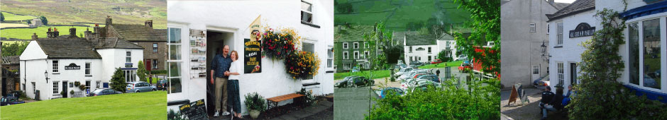 Images of Reeth and the parlour